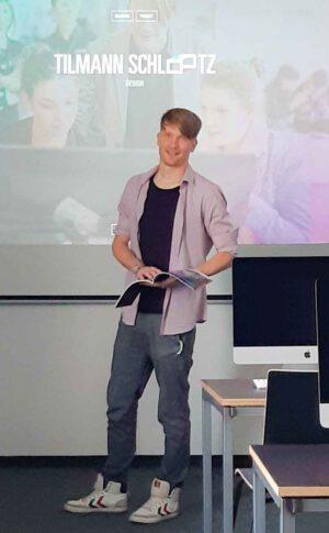 Tilmann Schlootz UI-/UX-/Game-Design Presentation Frankfurt