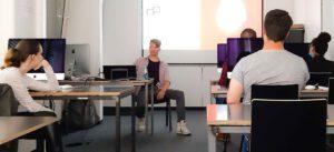 Tilmann Schlootz UI-/UX-/Game-Design Lecturer for Students in Frankfurt